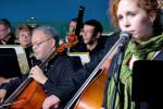 Chagrin Valley Studio Orchestra, Jim Meyers, cello