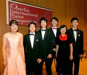 Oberlin Winners