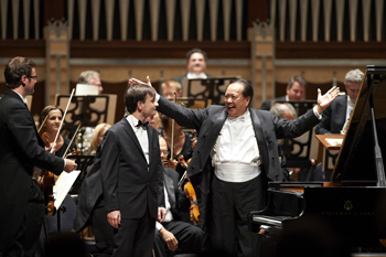 Leonardo Colafelice with Jahja Ling and The Cleveland Orchestra