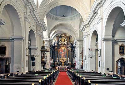 Alserkirche, Vienna