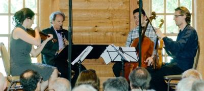 Clarinet-Quartet
