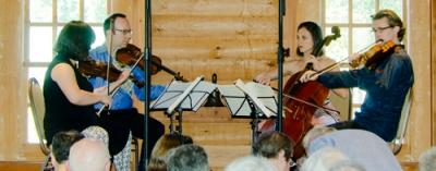 Schubert-Quartet