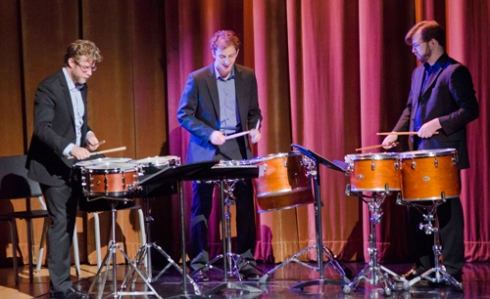 GO-Percussionists