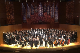 Western Reserve Chorale: Mozart's Requiem at CSU, March, 2014
