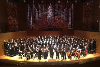 Western Reserve Chorale: Mozart's Requiem at CSU, March, 2014